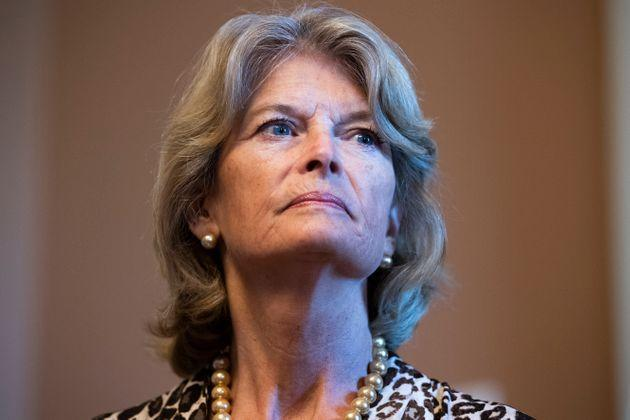 Republican Sen. Lisa Murkowski is playing a key role in helping to craft legislation to reauthorize the Violence Against Women Act. (Photo: Tom Williams via Getty Images)