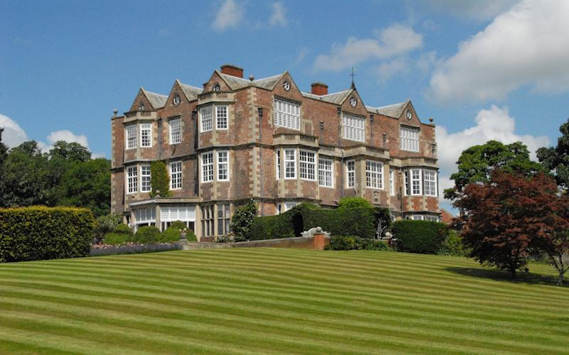 goldsborough hall, north yorkshire