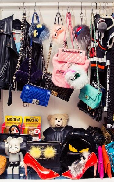 How to declutter your wardrobe for the New Year - The Coveteur/Instagram