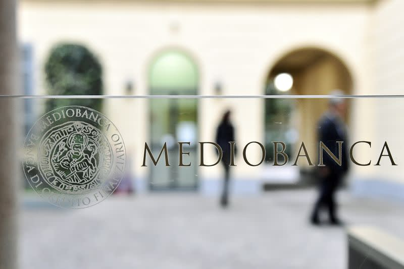 Del Vecchio gets ECB green light to raise Mediobanca stake - source