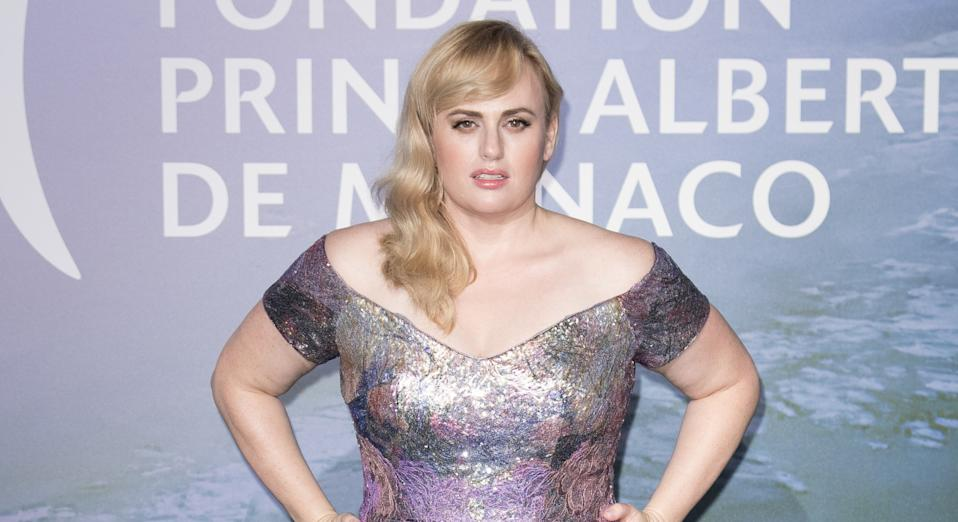 Rebel Wilson has lost 40lbs since embarking on a health kick earlier this year. (Getty Images)