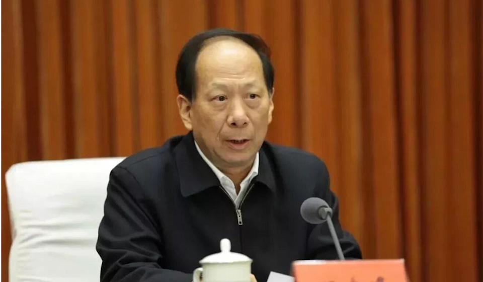 Shi Taifeng is the Communist Party secretary of Inner Mongolia. Photo: Handout