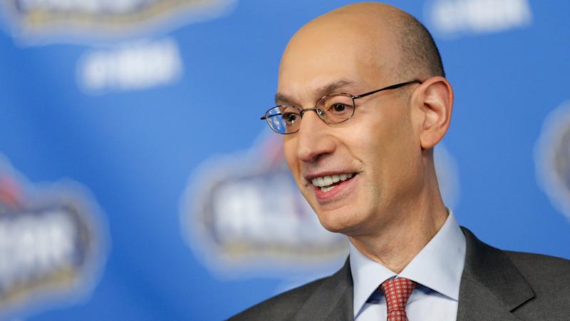 NBA, Adam Silver Announce That Players Must Stand During National Anthem