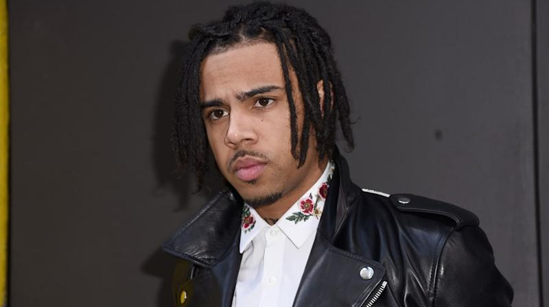 Vic Mensa Arrested For Felony Gun Charge