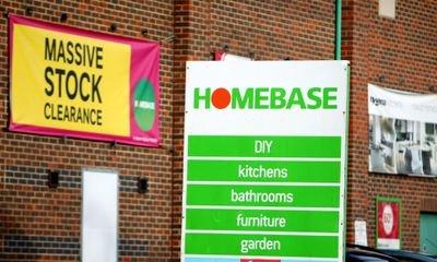 Homebase takes axe to 303 support centre jobs