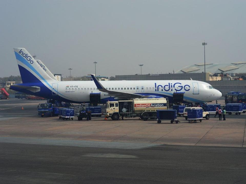 The baby was born on an IndiGo flight (Getty Images)