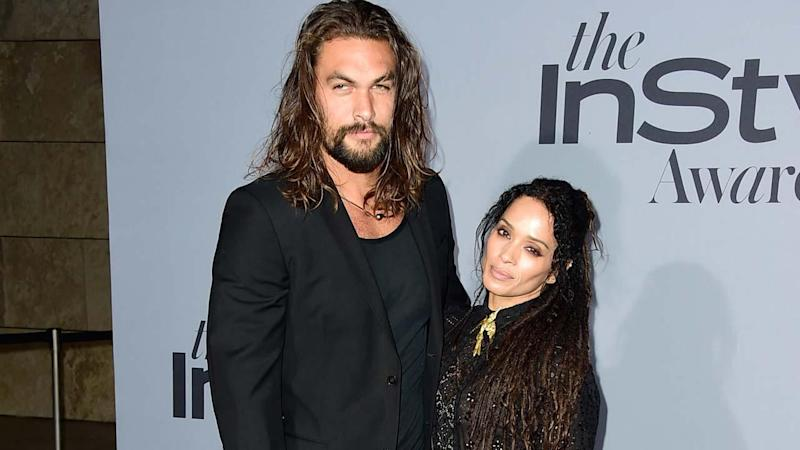 Jason Momoa Dishes on His Secret Wedding to Lisa Bonet: 'Some A**hole Leaked It' (Exclusive)