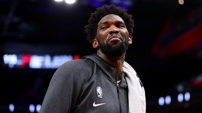 76ers' Joel Embiid, Shake Milton appear furious at each other during in-game exchange