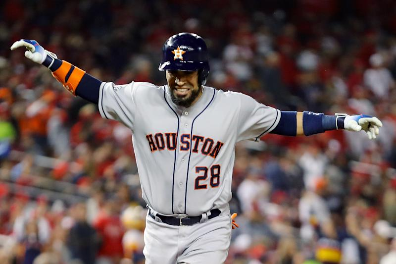 The Astros have turned the World Series around. Will that continue in Game 5? (Photo by Alex Trautwig/MLB Photos via Getty Images)