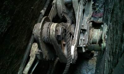 9/11 Plane Part Found Between NYC Buildings