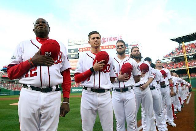Dusty Baker's crew is a contender to make a deep postseason run, and the roster is loaded with fantasy assets. (Photo by Getty Images)