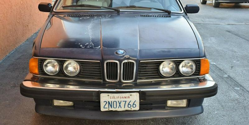 Make This Vintage Bmw M6 Your Daily Driver Project Car