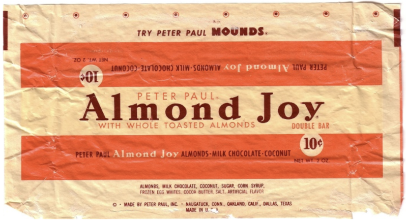 THEN AND NOW: What 12 candy bars looked like when they were first