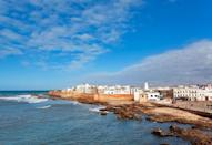"<p>If you're looking for somewhere slightly more off the beaten track, check out Essaouira in Morocco - the fishing town full of cheap cafes and characters. <a href=""https://www.lonelyplanet.com/travel-tips-and-articles/top-10-budget-honeymoons/40625c8c-8a11-5710-a052-1479d276fb0f"" rel=""nofollow noopener"" target=""_blank"" data-ylk=""slk:Lonely Planet"" class=""link rapid-noclick-resp"">Lonely Planet</a> say many riads offer reasonable accommodation, ""enabling palace-like stays on a pauper's budget.""</p>"