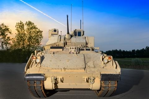 U.S. Army Extends BAE Systems Contract for Bradley Fighting Vehicle Upgrades