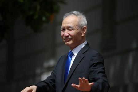 White House denies report China's Liu He plans to leave Washington on Thursday: CNBC