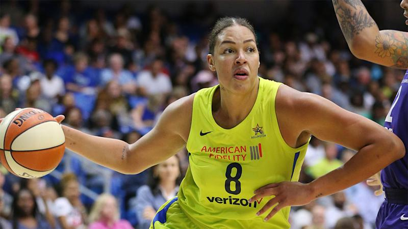 Cambage sets Women's NBA record with 53 points
