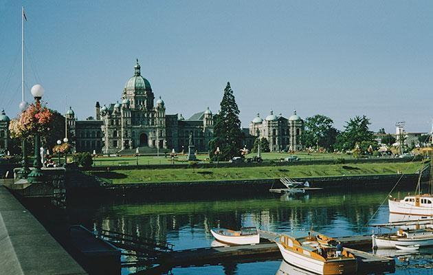 Victoria, British Columbia will be their base. Source: Getty