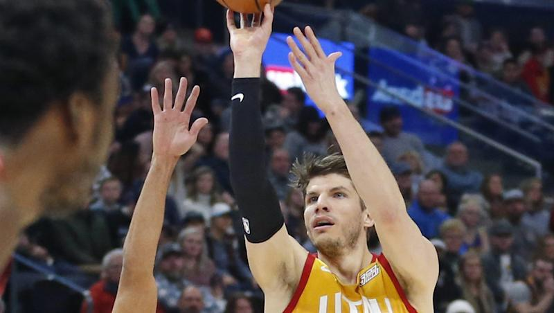 Bucks, Korver agree on one-year deal
