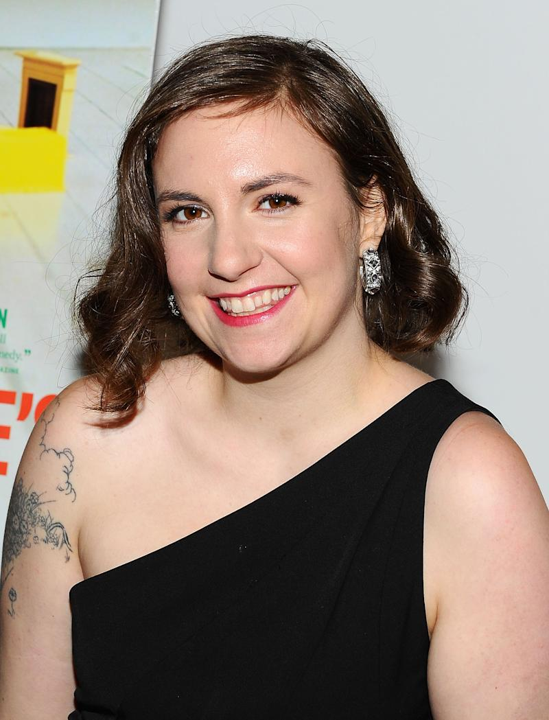 Lena Dunham Reveals Huge New Tattoos After Latest Health Scare, Saying It Gives Her a Sense of 'Control'