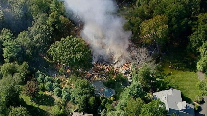 Connecticut Mansion Leveled By Mysterious Explosion
