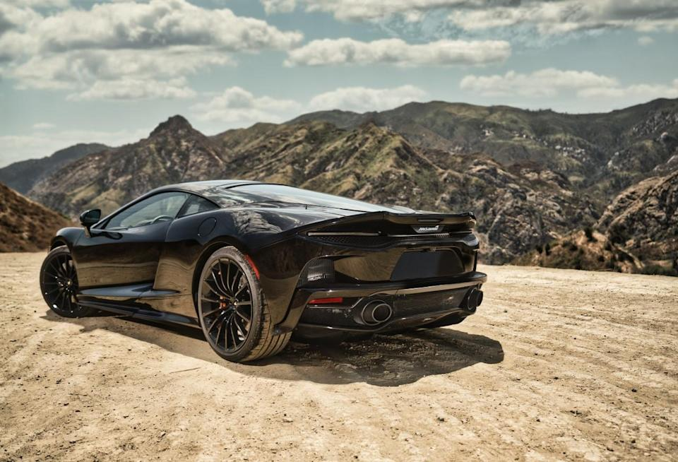 mclaren gt sound system review