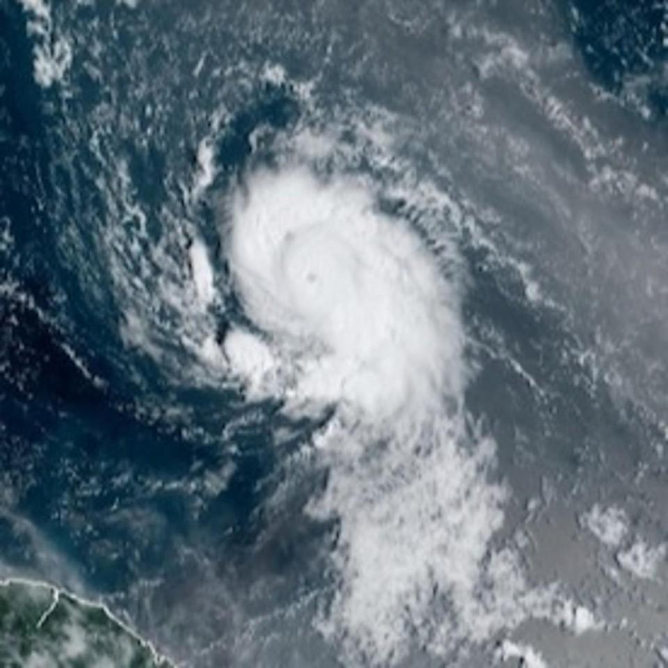 Hurricane Sam grows stronger, hits Category 4 status as it marches west