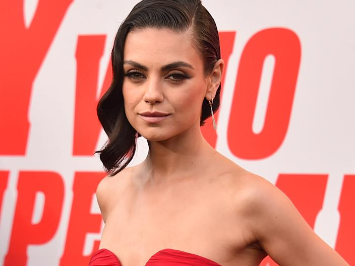 """Mila Kunis played Amy in the 2016 movie """"Bad Moms."""" <p class=""""copyright"""">Alberto E. Rodriguez/Getty Images</p>"""