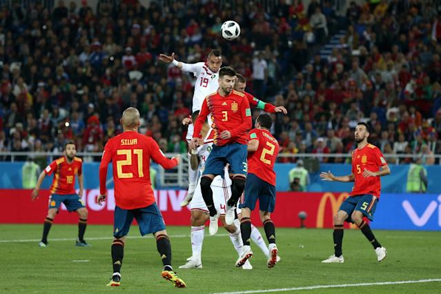 Spain vs Morocco, LIVE World Cup 2018: Latest score, goals and updates plus prediction, how to watch online, team news, line-ups
