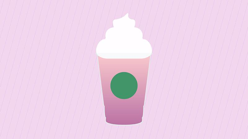 We Hope You're Ready for the Dragon Frap and the Disney Pink Pegasus Frap, Starbucks' Latest Creations