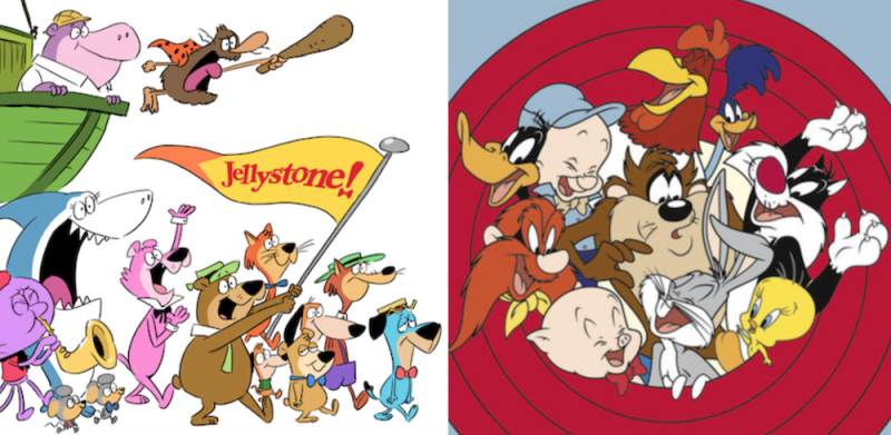 New Looney Tunes, Hanna-Barbera cartoons, Robert Zemeckis hybrid series coming to HBO Max