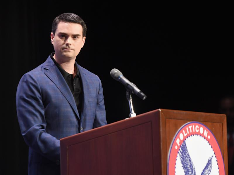 Ahead Of Ben Shapiro's Speech, UC Berkeley Offers Counseling Services to Students If They Feel 'Threatened'