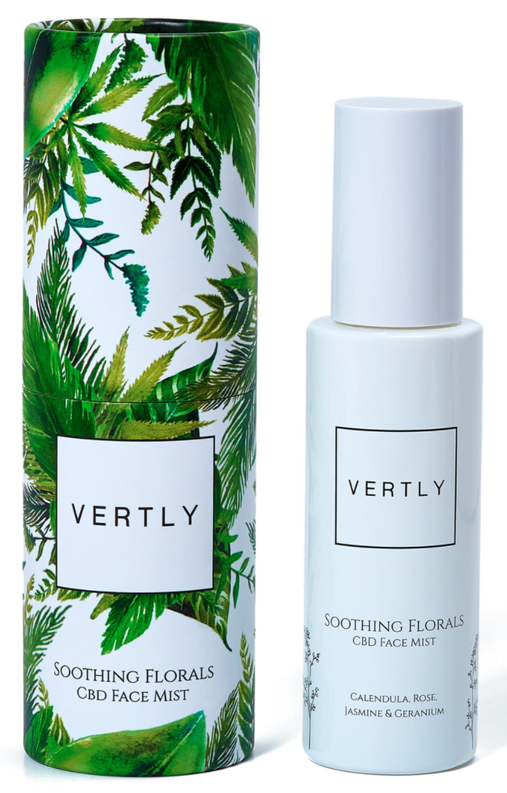 Vertly Soothing Floral Facial Mist