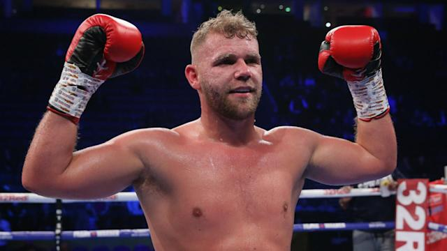 Having ended an 11-year promotional partnership with Frank Warren, Billy Joe Saunders has signed with Eddie Hearn's Matchroom Boxing.