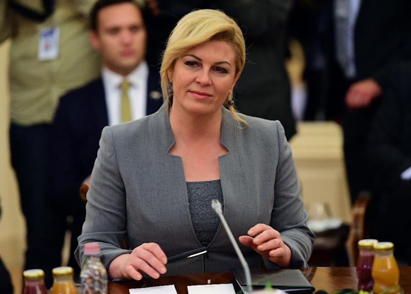 croatian president - photo #37