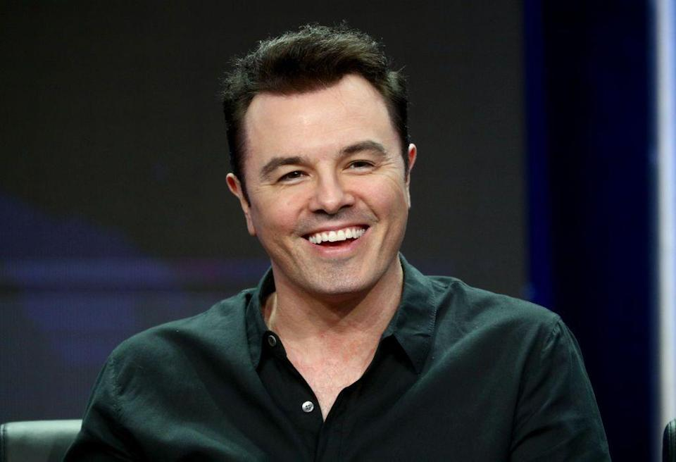 """<p>Voice actor Seth MacFarlane has, well, a beautiful singing voice. The <em>Family Guy </em>actor is a jazz and swing musician, and often showcases his talents in the animated series. All <a href=""""https://open.spotify.com/artist/79D4dipwR6scV8AN3dm7gW?si=Y2nqVdjhSjS0FdUkn7eiXA"""" rel=""""nofollow noopener"""" target=""""_blank"""" data-ylk=""""slk:five of Seth's albums"""" class=""""link rapid-noclick-resp"""">five of Seth's albums</a> made it in the top five on <a href=""""https://www.billboard.com/music/seth-macfarlane/chart-history/jazz-albums"""" rel=""""nofollow noopener"""" target=""""_blank"""" data-ylk=""""slk:Billboard's Hot 200 chart"""" class=""""link rapid-noclick-resp""""><em>Billboard</em>'s Hot 200 chart</a>. And in true swing fashion, Seth <a href=""""https://open.spotify.com/album/2RRdk9dTPqgDdeEWRSflbg?si=J8uInHbIS9mmHVss6nTulw"""" rel=""""nofollow noopener"""" target=""""_blank"""" data-ylk=""""slk:even has a Christmas album"""" class=""""link rapid-noclick-resp"""">even has a Christmas album</a>.</p>"""