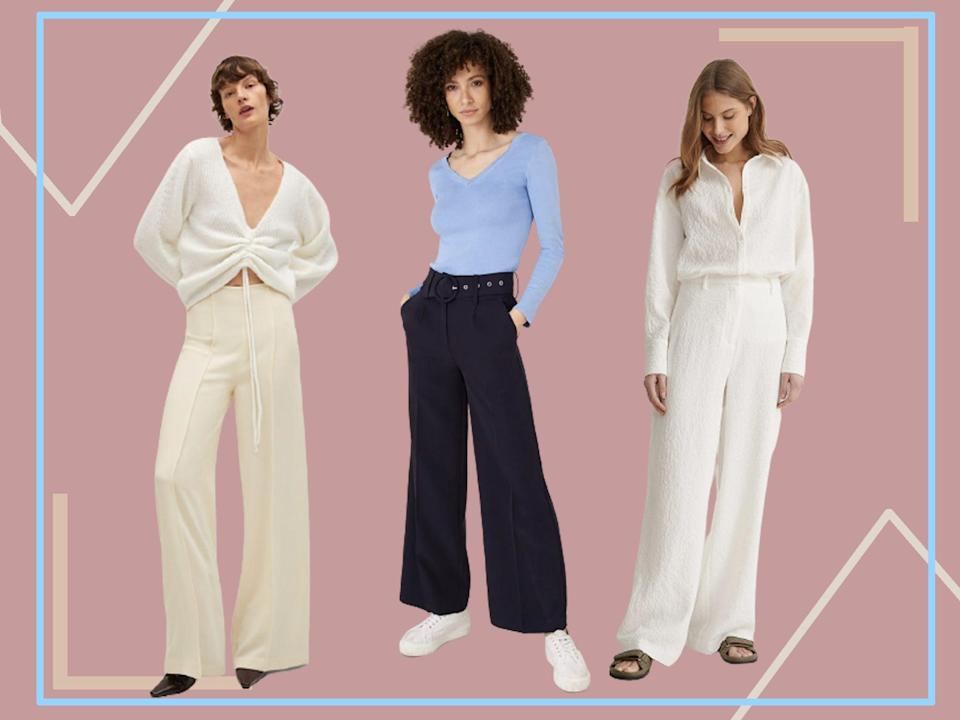 <p>Slouchy cuts are here to stay</p> (iStock/The Independent)