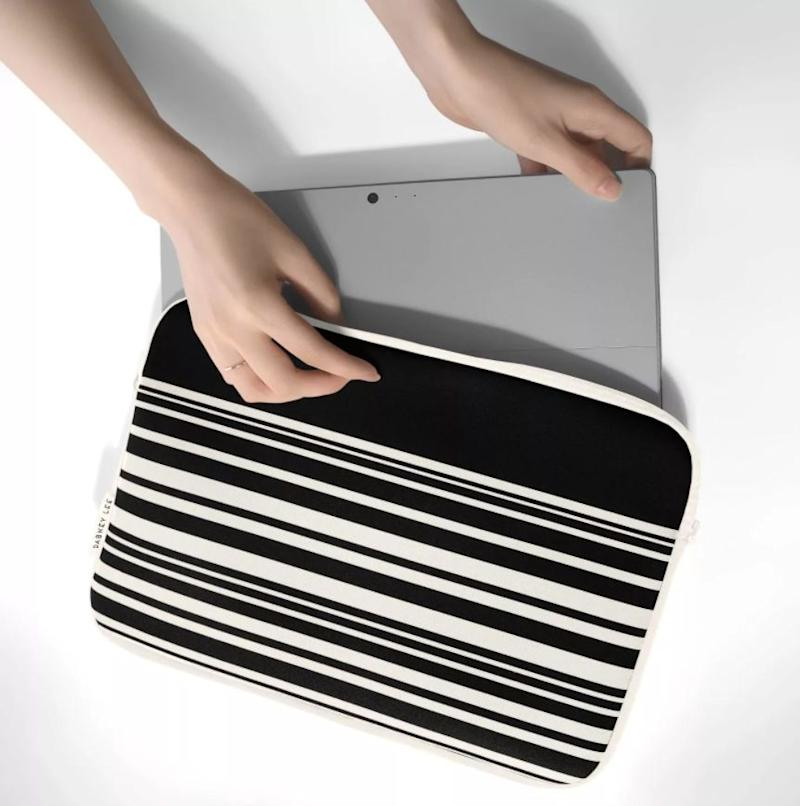 "Once your day is done, you might want to reach for your personal laptop. This sleeve will help you separate the two. <a href=""https://fave.co/2xob8Rw"" target=""_blank"" rel=""noopener noreferrer"">Find it for $20 at Target</a>."