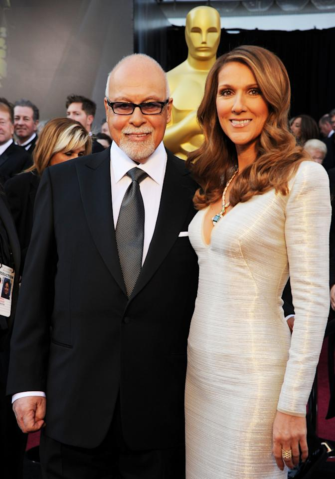 """<p>One with a touching meaning: When asked recently by Vogue.com to choose between tattoos or piercings, <a rel=""""nofollow"""" href=""""http://www.vogue.com/13461772/celine-dion-this-or-that-video/"""">Dion admitted she's thought about getting some ink</a> after her husband <a rel=""""nofollow"""" href=""""http://www.goodhousekeeping.com/life/entertainment/news/a36542/celine-dion-rene-angelil-memorial-service/"""">passed away</a>. """"They can make the tattoo as his heartbeat,"""" she explained of the lines of an EKG. """"So I might have his heartbeat on my body for the rest of my life.""""</p>"""
