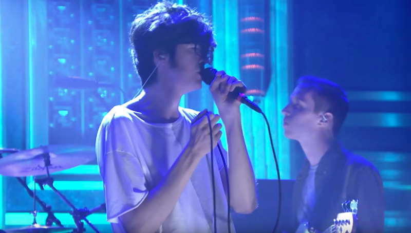 Car Seat Headrest Perform Tv Version Of