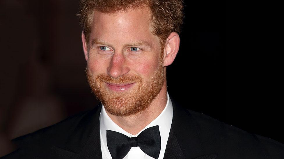 Prince Harry's date with 100 women