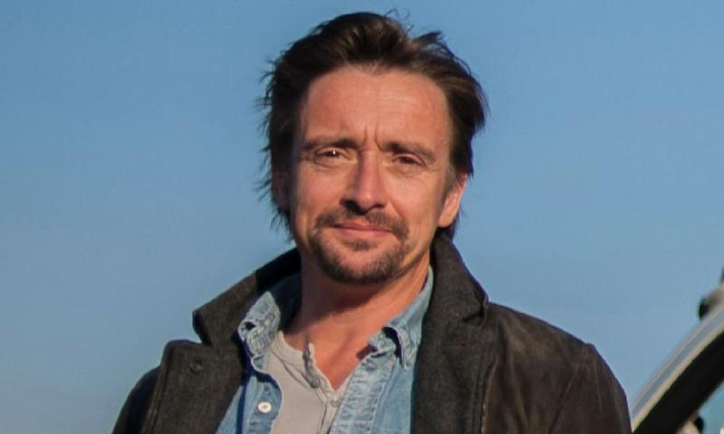 The Grand Tour presenter Richard Hammond