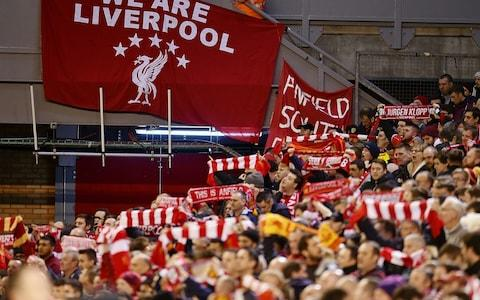 Liverpool - Credit: Andrew Powell/Liverpool FC