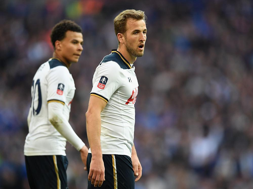 Harry Kane does not know the reason why Spurs keep falling short in the quest to win trophies: Getty