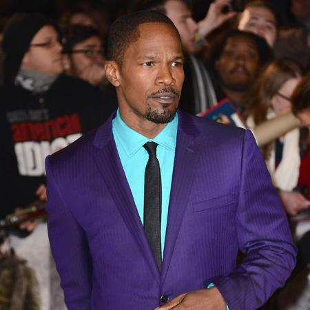 Jamie Foxx: I could have been cruise crooner