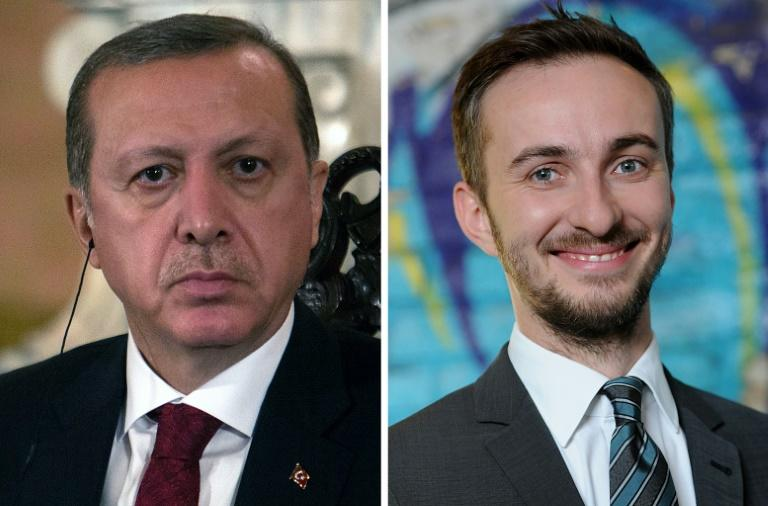 Germany drops Erdogan insult case