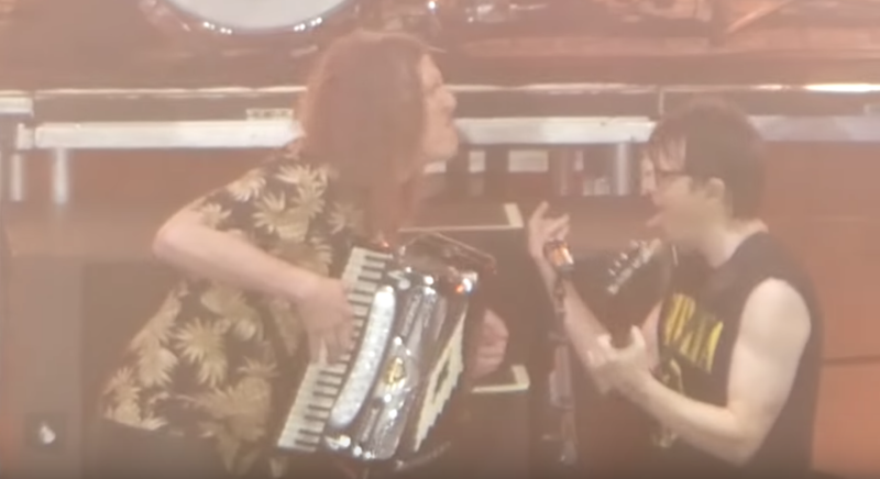 """Weird Al"" Yankovic joins Weezer to make their ""Africa"" cover even awesomer: Watch"
