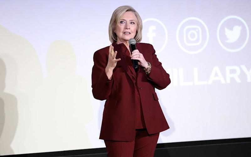 Hillary Clinton - Monica Schipper/Getty Images