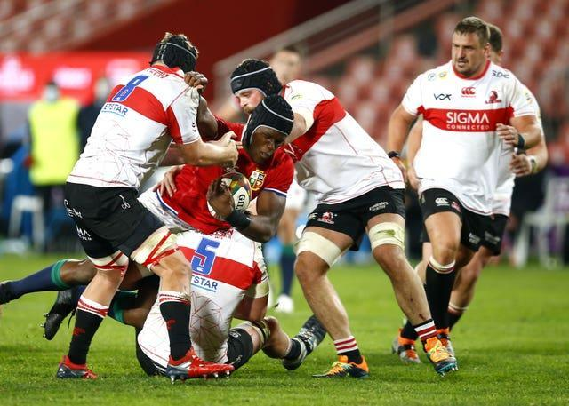 The Lions produced a fine opening display on their tour