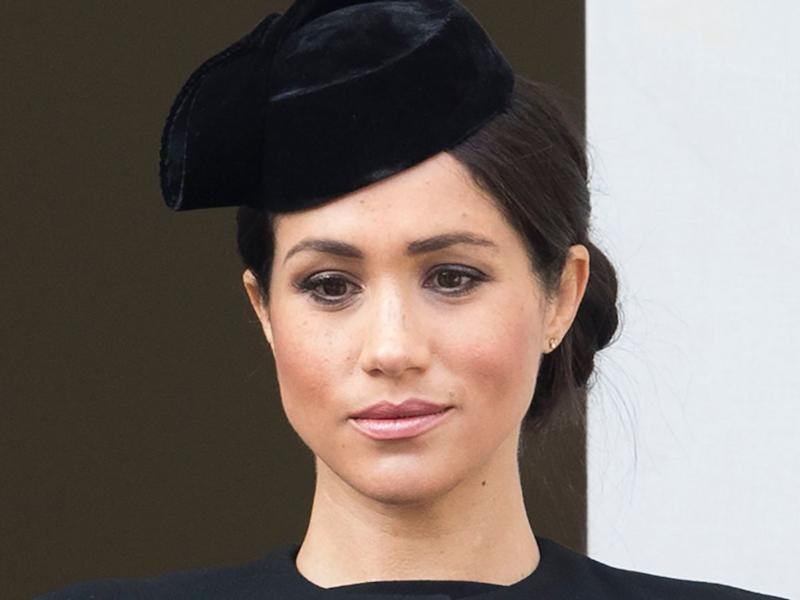 Duchess of Sussex makes her mark . . . on bananas